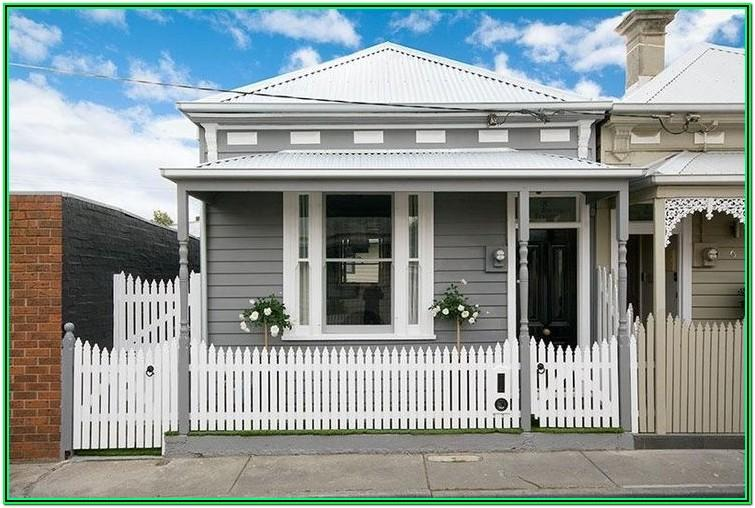 Weatherboard House Color Schemes