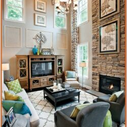 2 Story Family Room Paint Ideas
