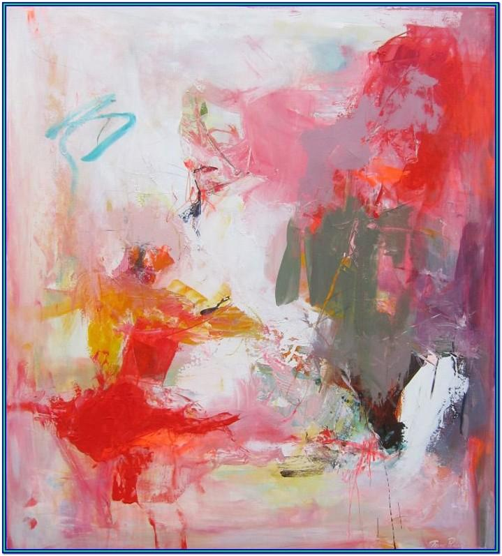 Abstract Painting Ideas Pinterest