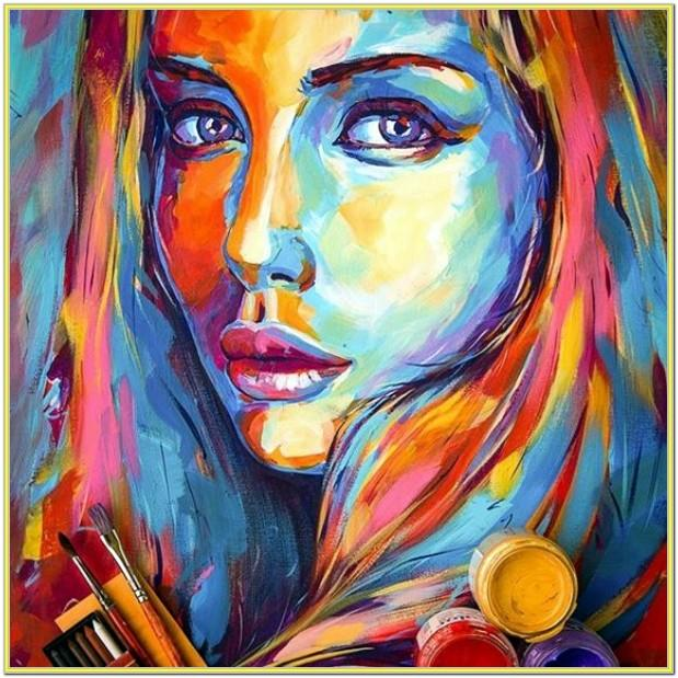Acrylic Painting Picture Ideas