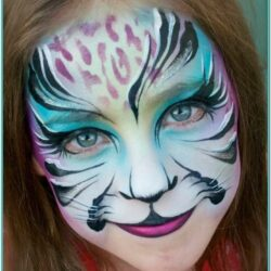 Animal Face Paint Ideas For Adults