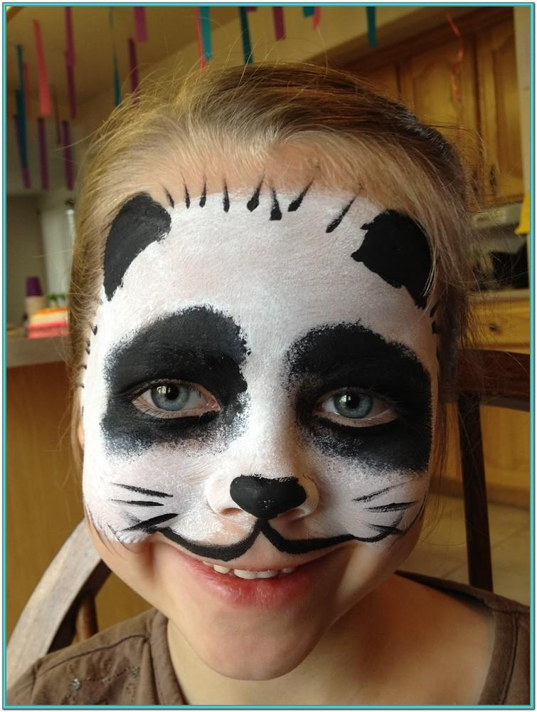 Animal Face Paint Images