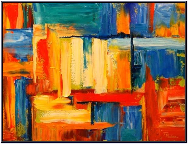 Art Abstract Painting Ideas