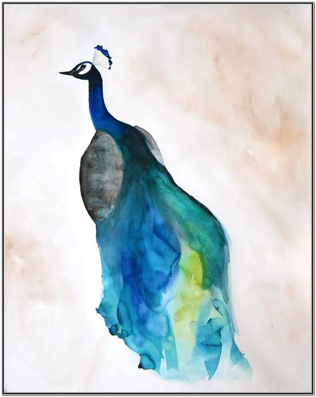 Art Painting Ideas Watercolor