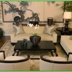Asian Style Living Room Ideas