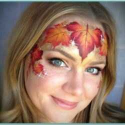 Autumn Face Painting Ideas