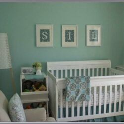 Baby Boy Nursery Wall Painting Ideas