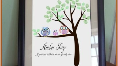 Baby Finger Painting Ideas