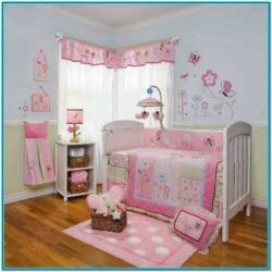 Baby Girl Bedroom Paint Ideas