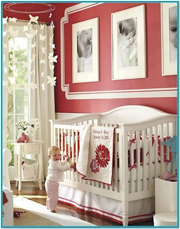 Baby Girl Nursery Paint Colors