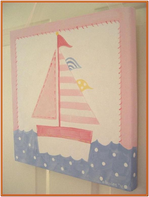Baby Shower Painting Ideas