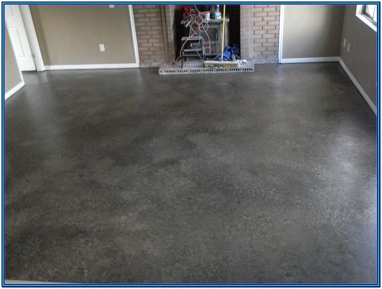 Basement Concrete Floor Paint Ideas