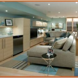Basement Family Room Paint Ideas