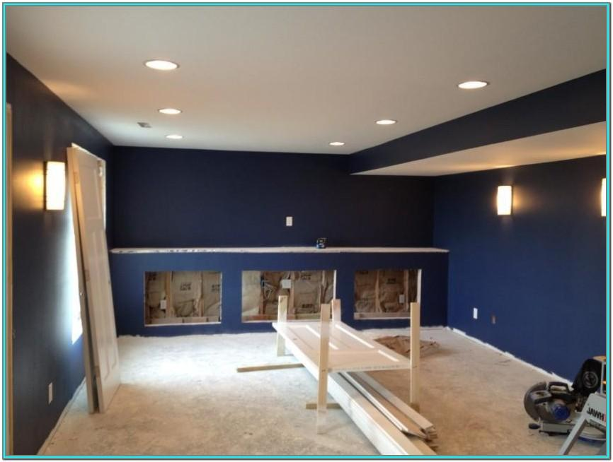 Basement Paint Color Ideas 2018