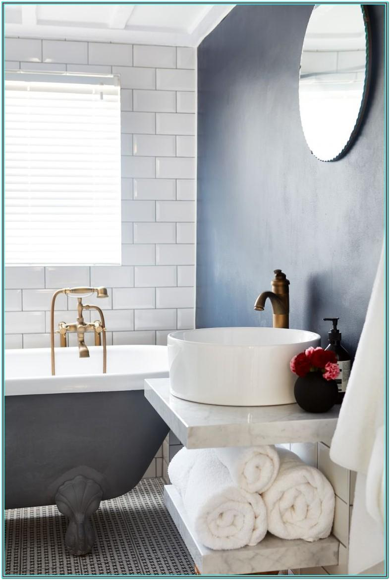 Bathroom Wall Color Ideas 2019