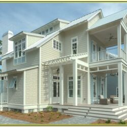 Beach House Painting Ideas