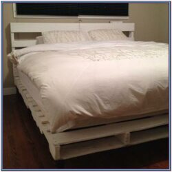 Bed Frame Painting Ideas