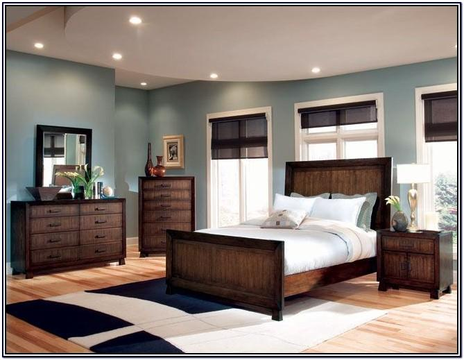 Bedroom Color Ideas For Brown Furniture