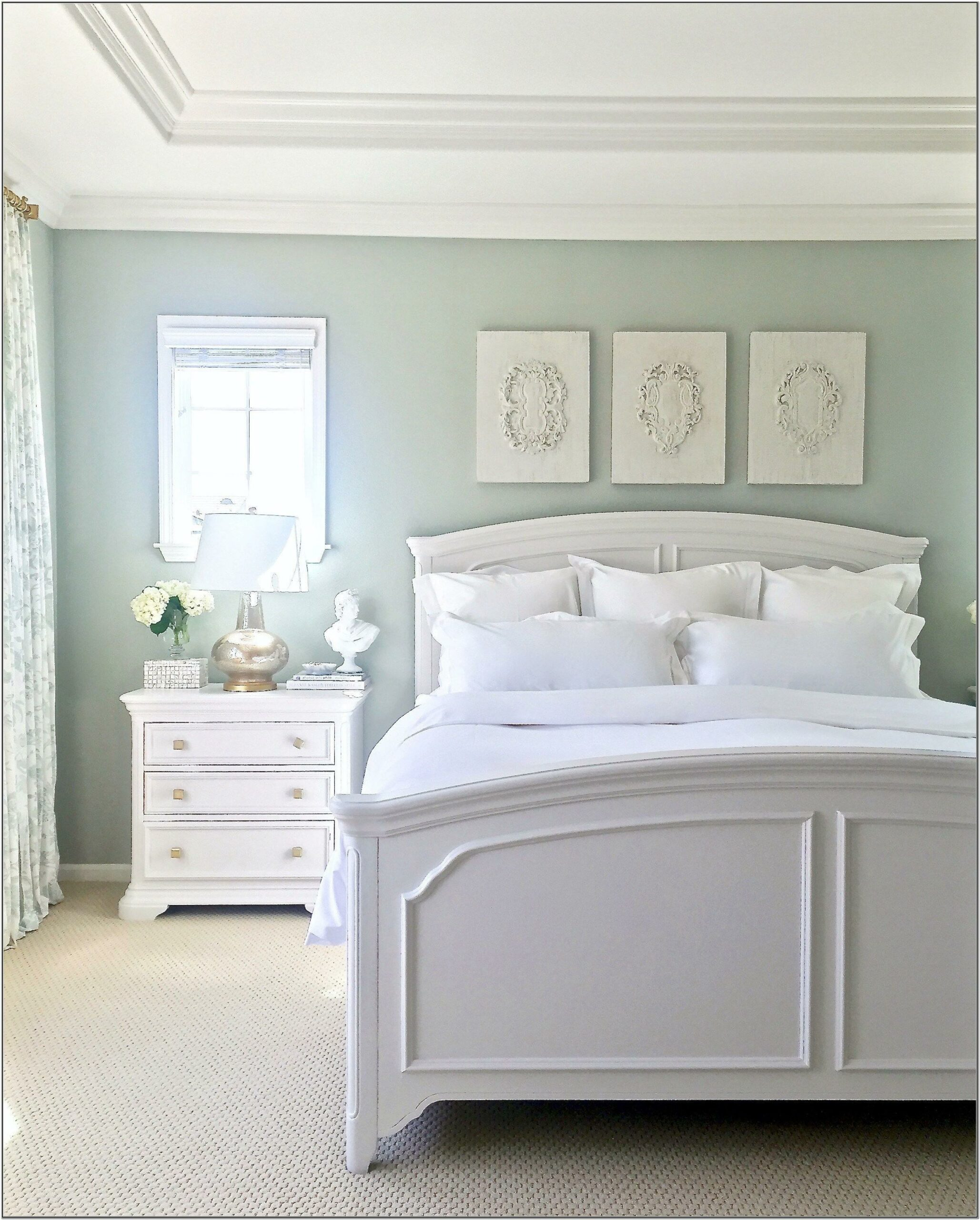 Bedroom Paint Color Ideas For White Furniture