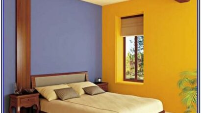 Bedroom Paint Combination Ideas