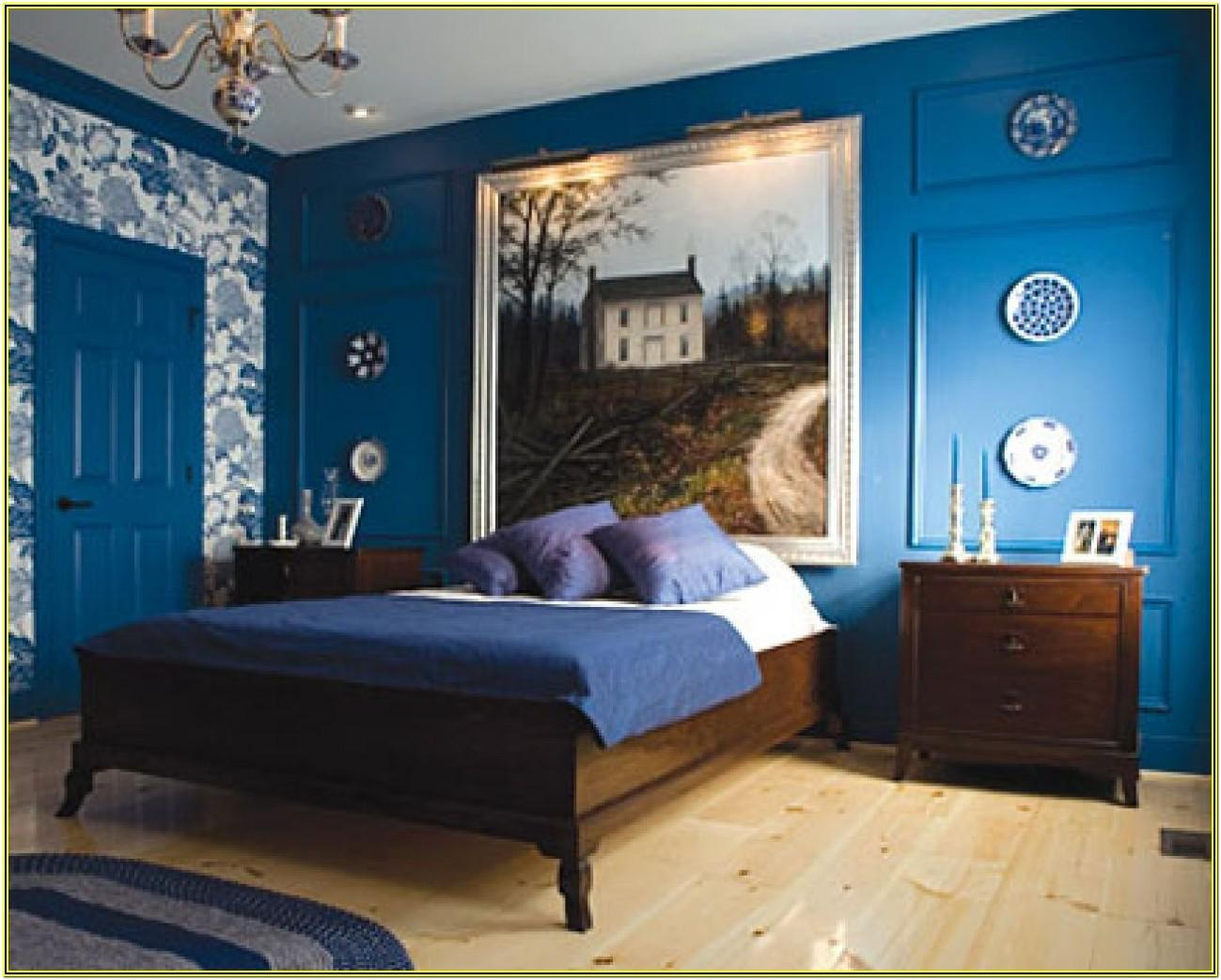Bedroom Paint Ideas Blue