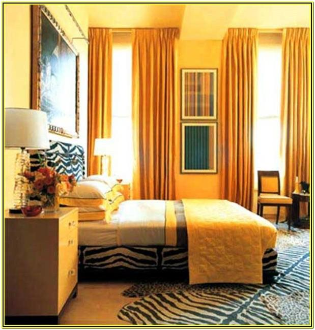 Bedroom Paint Ideas Yellow