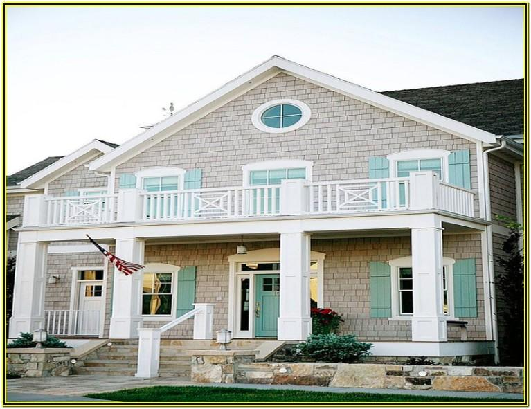 best coastal exterior house colors