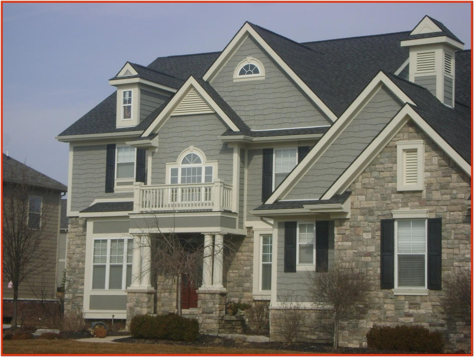 Best Exterior Color Combinations For Indian Houses