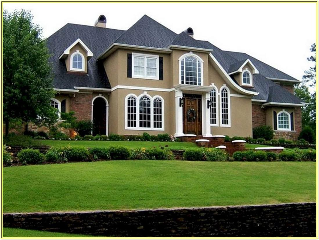 Best Exterior Home Paint Colors