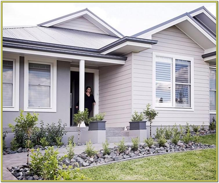 Best Exterior House Colours Australia