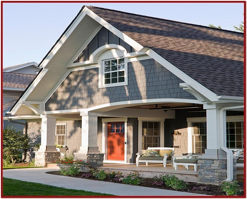 Best Exterior House Paint Colors Ideas