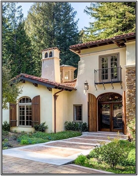 Best Tuscan Exterior Paint Colors
