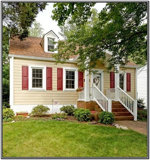 Best Yellow Exterior House Paint Color