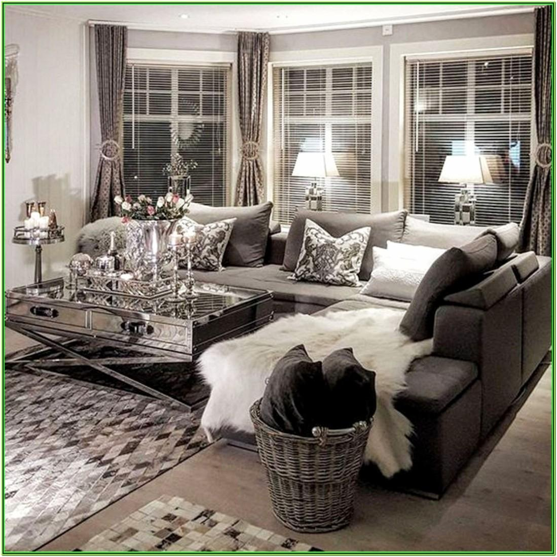 Black And Gray Living Room Decor
