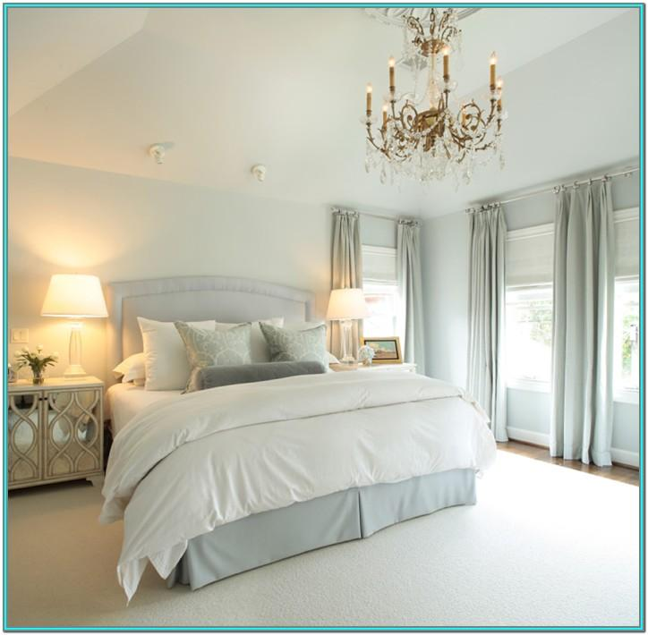 Blue And White Bedroom Paint Ideas