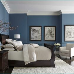 Blue Bedroom Paint Color Ideas
