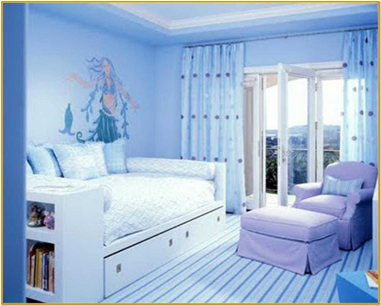 Blue Wall Painting Ideas