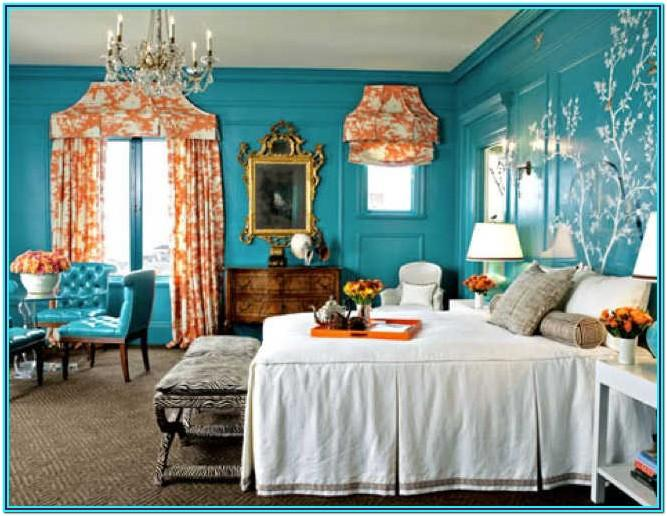 Bold Paint Colors For Bedrooms