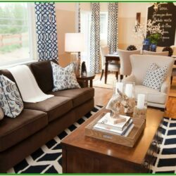 Brown And Black Living Room Decor
