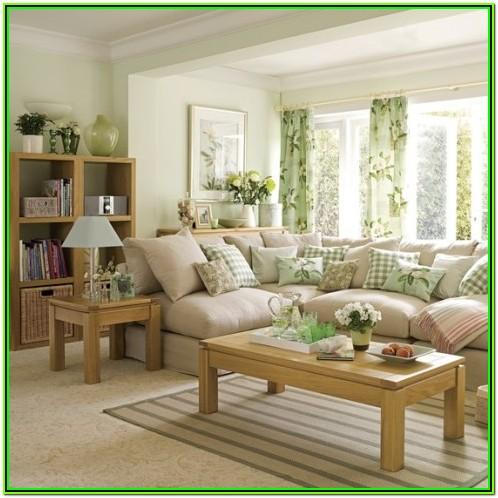 Brown And Green Living Room Decor