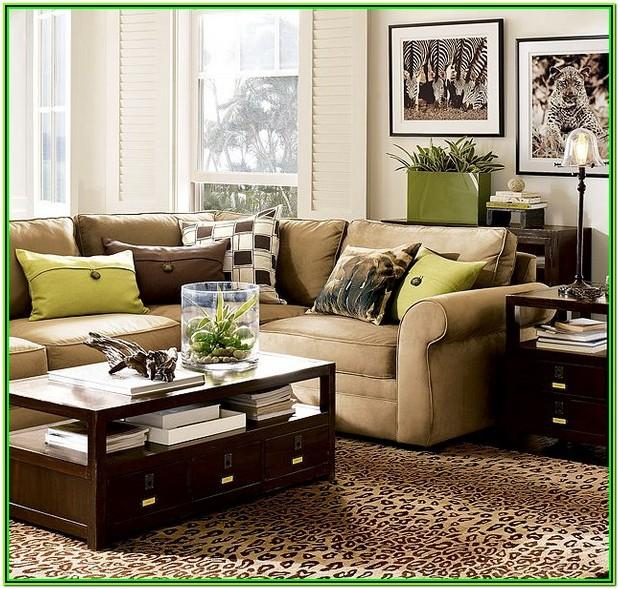 Brown Couch Living Room Decorating Ideas