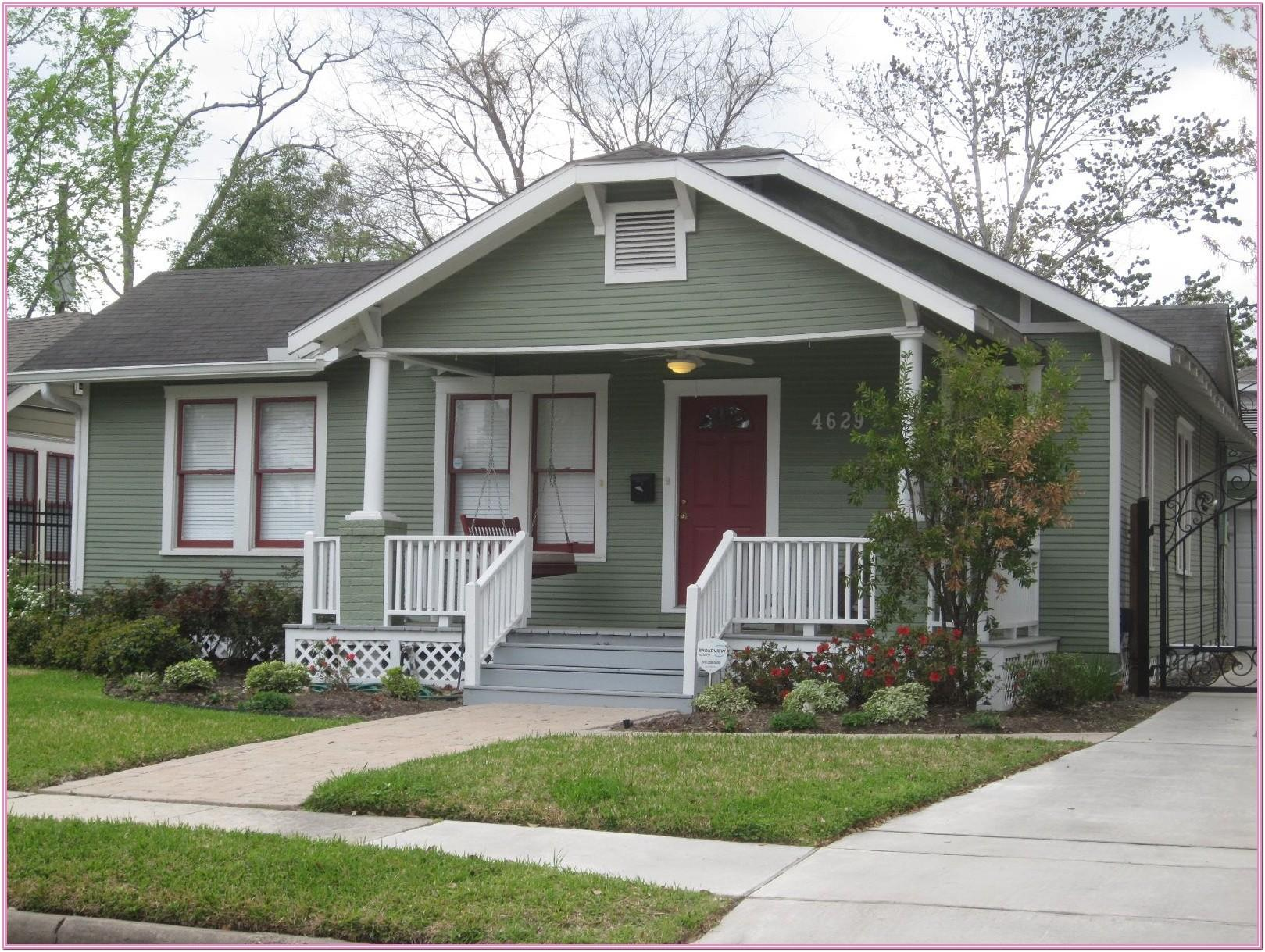 Bungalow Exterior Paint Colors