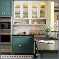 Cabinet Paint Colors Ideas