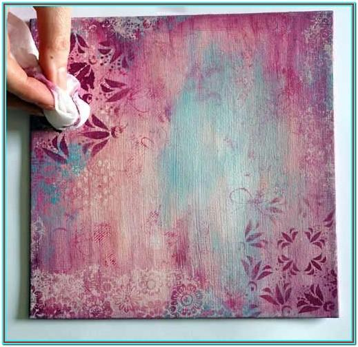 Canvas Background Painting Ideas