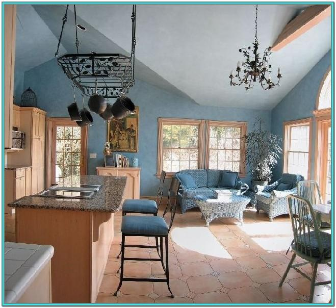 Cathedral Ceiling Paint Colors
