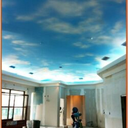 Ceiling Paint Color Designs