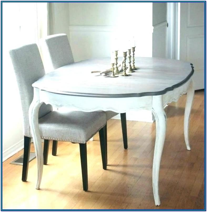 chalk paint ideas for dining room furniture