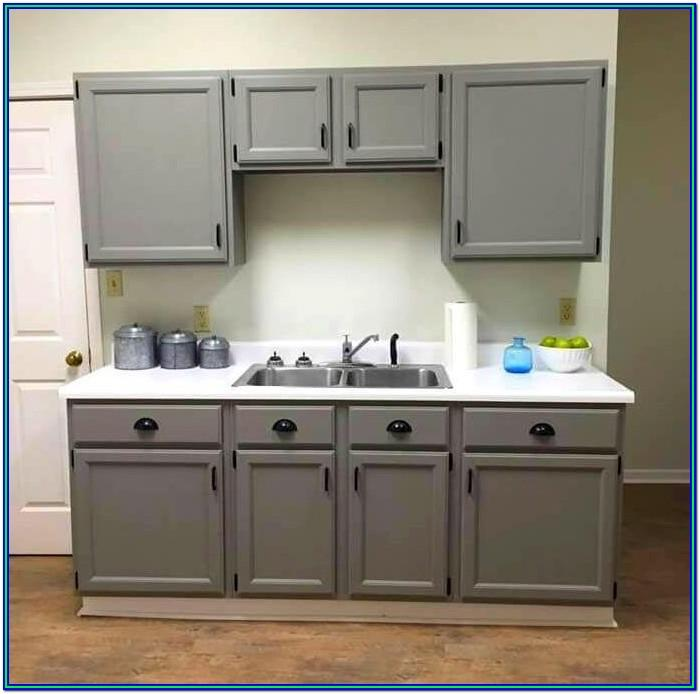 Chalk Paint Ideas For Kitchen Cabinets