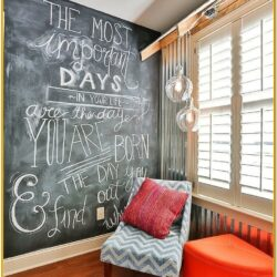 Chalkboard Paint Room Ideas