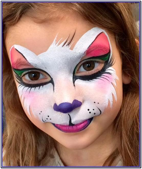 Children's Face Painting Images